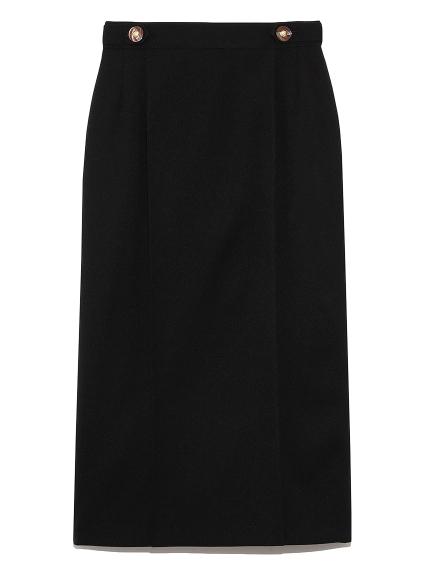 ポンチタイトスカート(BLK-0)