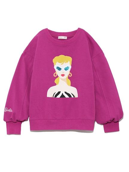 Barbieスパンコールスウェット