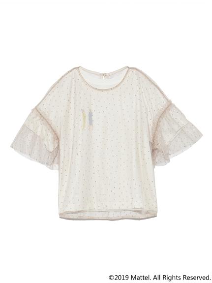 BarbieチュールレイヤーTシャツ(OWHT-F)