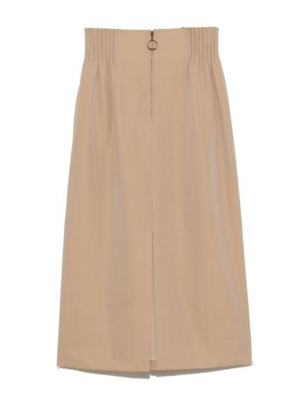 サイドデザインタイトスカート
