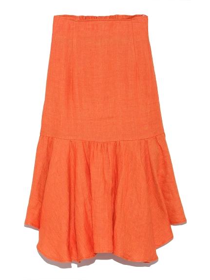 ランダム裾ハイウエストスカート(ORG-F)
