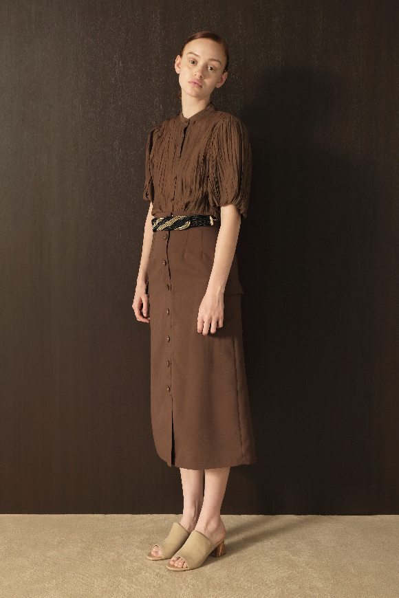 リリーブラウン Lily Brown 2019 Autumn Winter 1st Collection